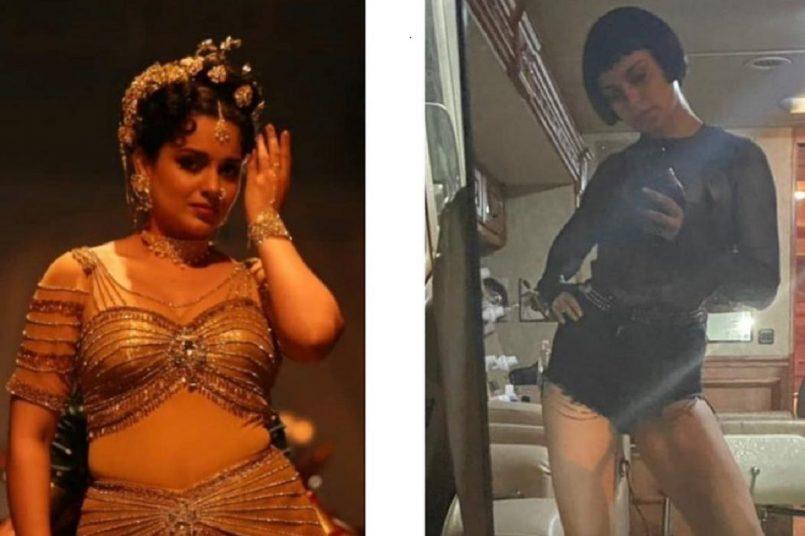 Kangana Ranaut shares impressive transformation pics from Thailavi to Dhaakad; Check here