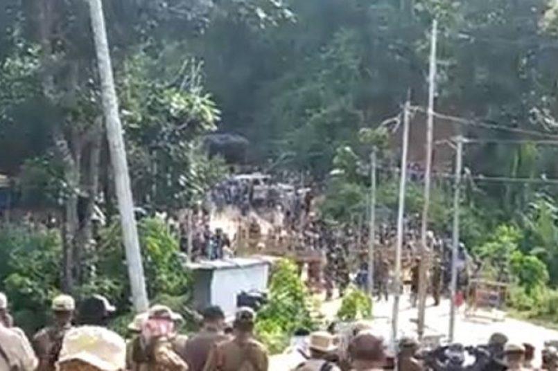 Assam-Mizoram spar over border dispute: violence reported in regions