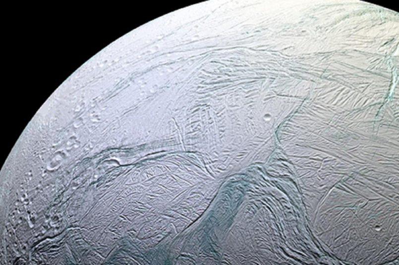 Signs of alien life on Saturn's moon Enceladus?
