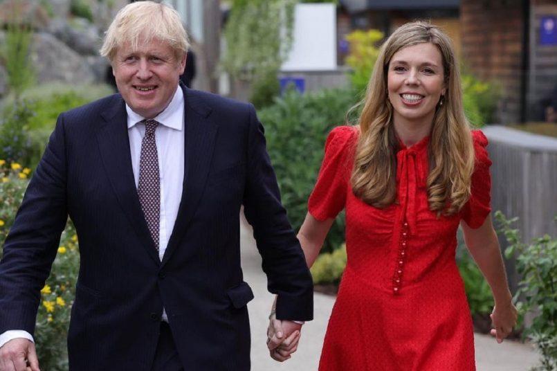 Boris Johnson and Carrie expecting sencond child