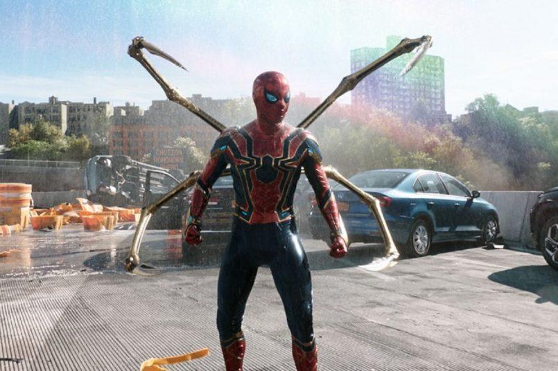 Spiderman: No Way Home Trailer