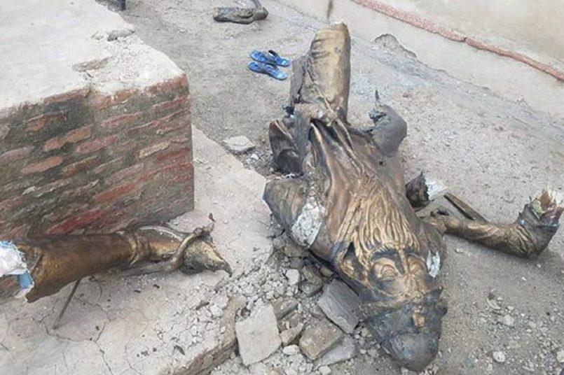 Pakistan: Maharaja Ranjit Singh's statue vandalised