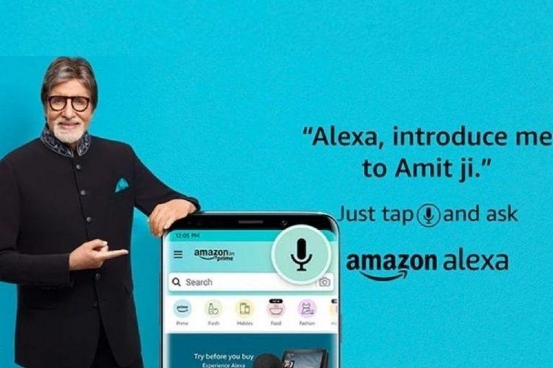 Amazon adds Big B Amitabh Bachchan's voice for Alexa in India