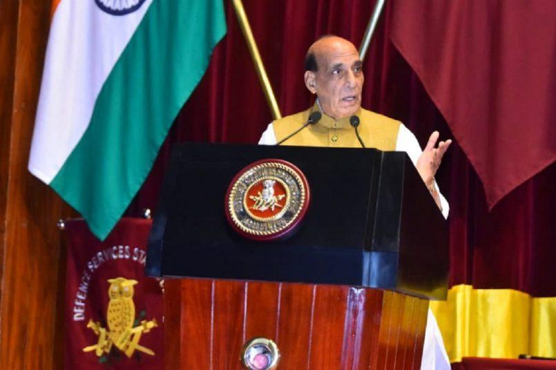 Rajnath Singh says Afghan crisis raises new security questions
