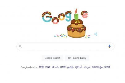 Google celebrates its 23rd birthday: A Look at how this Internet search giant changed info hunting