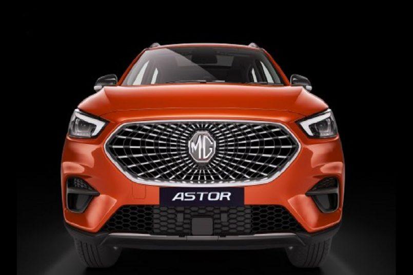 MG Astor