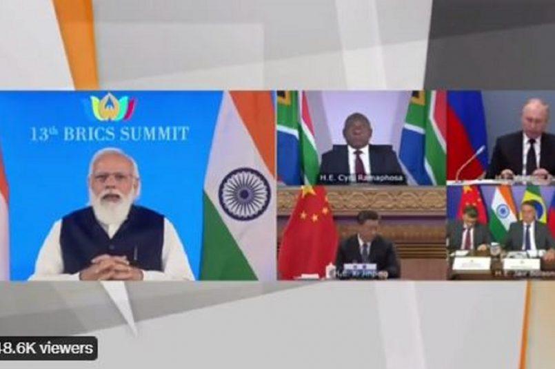 PM Modi chairs annual BRICS summit; Counter-terrorism plan adopted