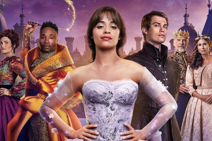 Filmyzilla leaks Camila Cabello starrer Cinderella (2021) full movie