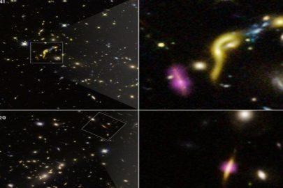 Hubble finds massive dead galaxies: See Pics