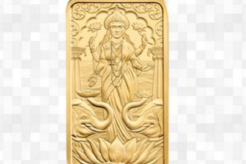 Diwali 2021: UK Royal Mint's first bullion bar featuring Goddess Lakshmi goes for sale