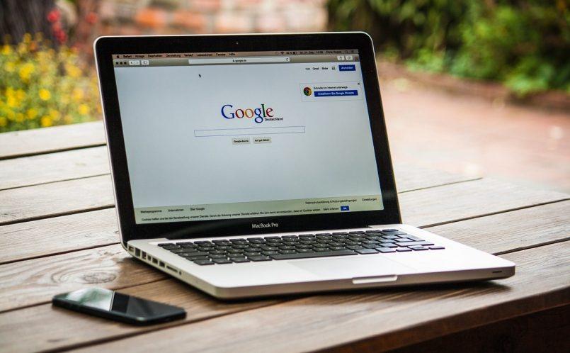 Enable dark theme on Google Search for Desktop