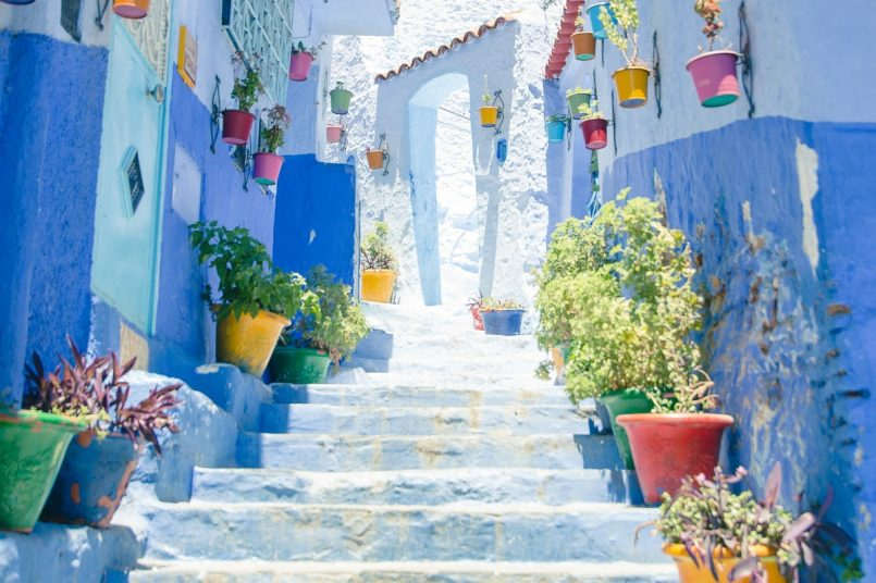 5 most colorful streets in India - Delhi's Lodhi Art District to Mumbai's Bandra