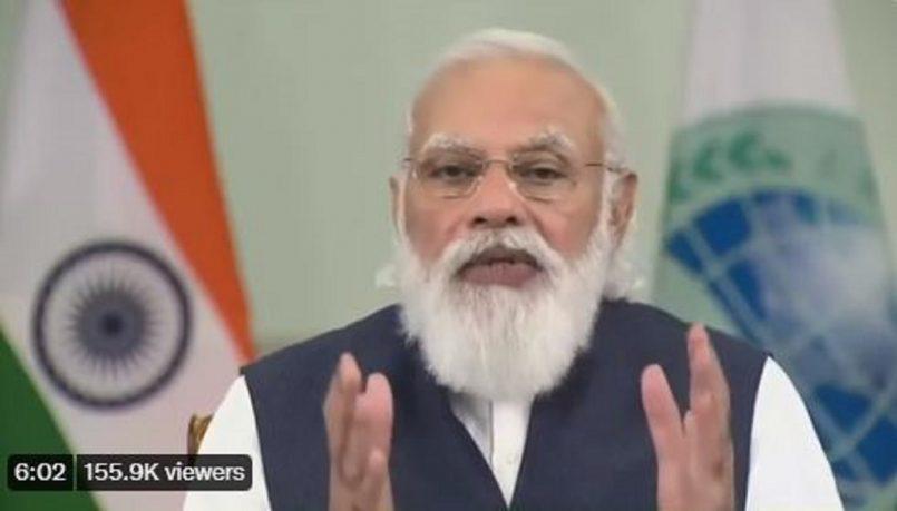 SCO Meet: PM Modi raises the issue of radicalisation