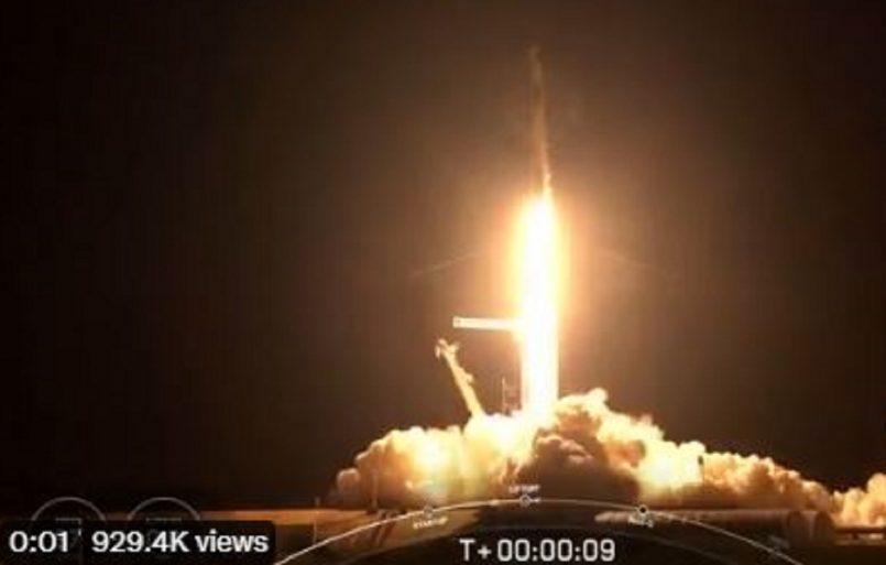 SpaceX sends all-civilian crew into orbit