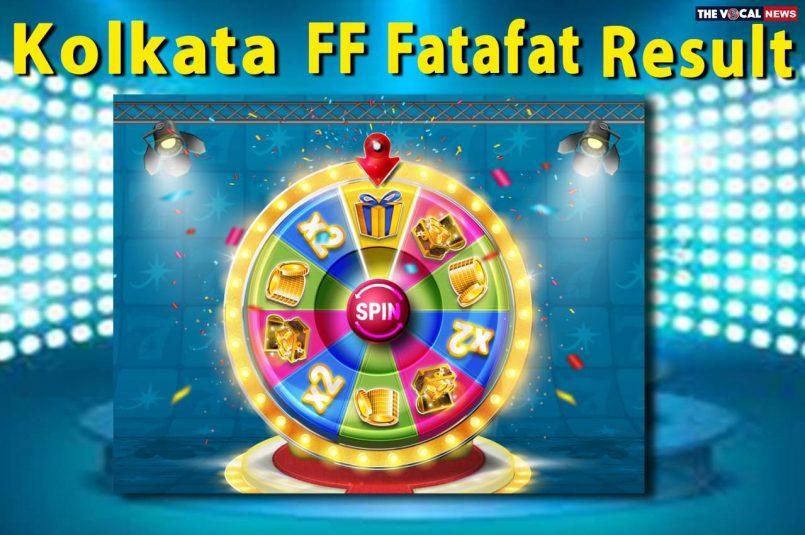 Kolkata FF Fatafat result today