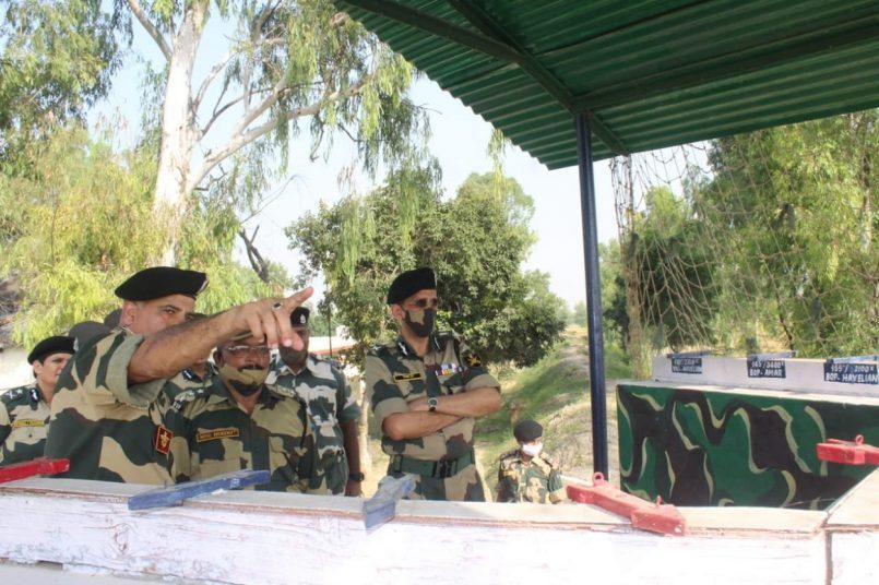 Centre extends BSF jurisdiction, political row erupts