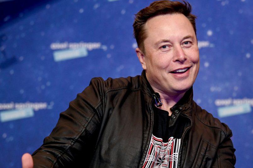 Elon Musk's fortune jumps by 36 billion dollars as Tesla hits $ 1 trillion market cap