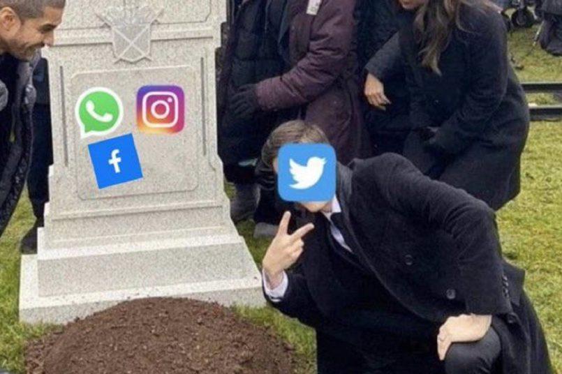 Facebook, WhatsApp, Instagram restored and it is raining memes on Twitter