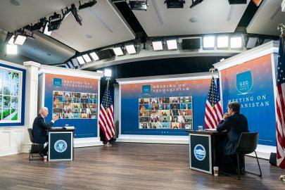 G20: Taliban, terrorism, aid in Afghanistan dominate the virtual summit