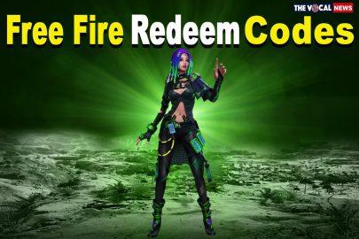 Garena Free Fire Redeem Codes Today October 26, 2021: Here's how to redeem