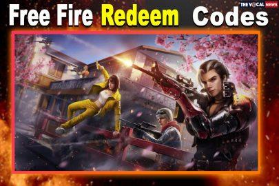 Garena Free Fire Redeem Codes Today October 27, 2021