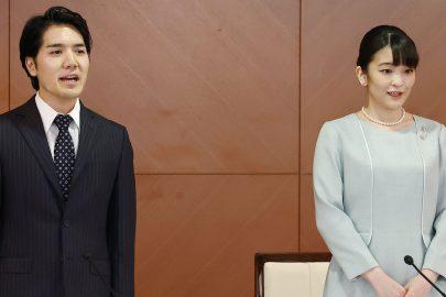 Japan's Princess Mako abdicates royal status to marry her college time love Komuro