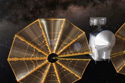 NASA launches first of its kind mission to study Jupiter's Trojan asteroids
