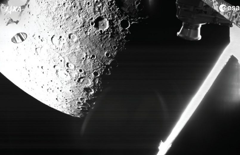 First Mercury close-up flyby shots look formidably stunning