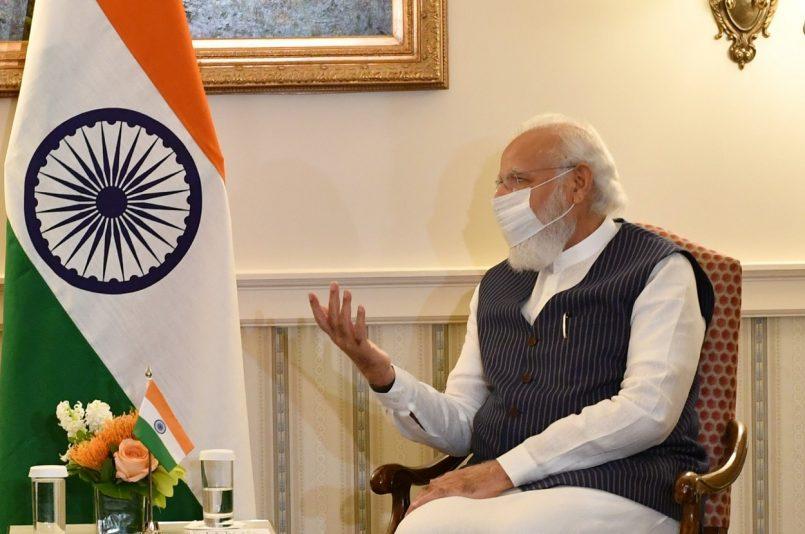 PM Modi launches GatiShakti master plan to address infrastructure development woes