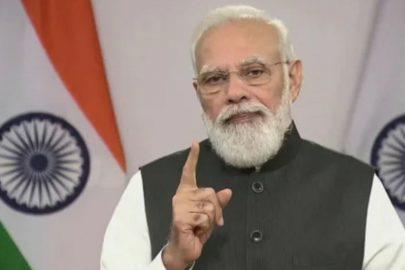 PM Modi congratulates Bharat for marking 1 billion vax doses against Covid-19