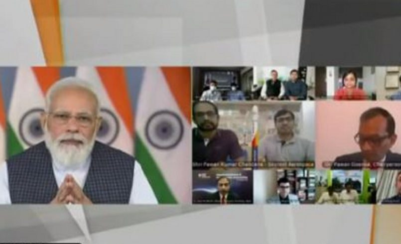 PM Modi launches ISpA to accelerate India's space journey and innovation