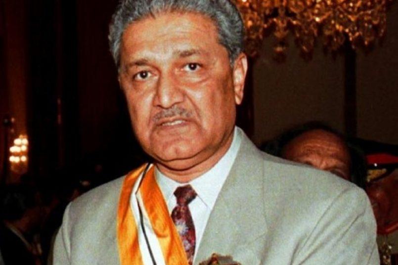 Abdul Qadeer Khan, famous Pakistani nuclear scientist passes away at 85